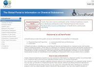 OECD eChemicalPortal